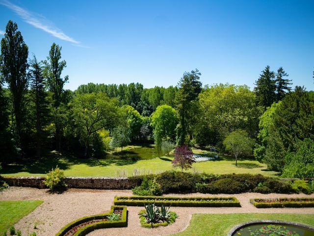 Le mariage de Nicolas et Anaëlle à Esvres, Indre-et-Loire 1