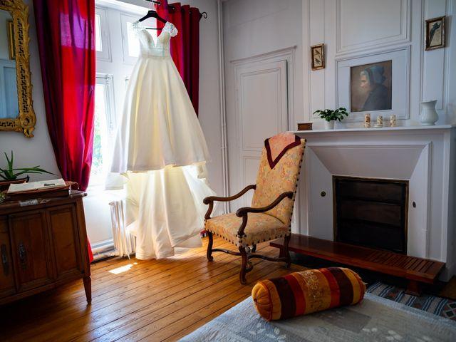 Le mariage de Nicolas et Anaëlle à Esvres, Indre-et-Loire 9