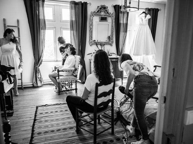 Le mariage de Nicolas et Anaëlle à Esvres, Indre-et-Loire 11