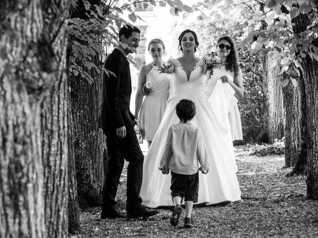 Le mariage de Nicolas et Anaëlle à Esvres, Indre-et-Loire 17