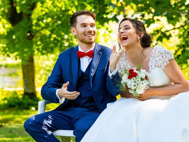 Le mariage de Nicolas et Anaëlle à Esvres, Indre-et-Loire 18