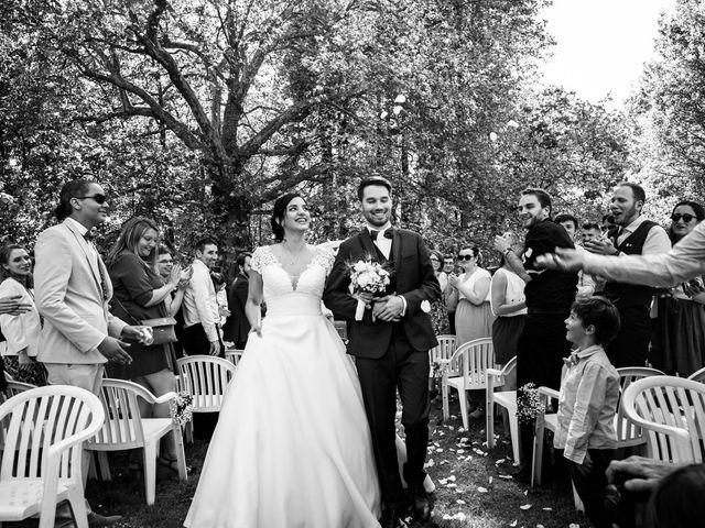 Le mariage de Nicolas et Anaëlle à Esvres, Indre-et-Loire 20
