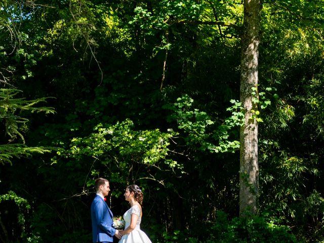 Le mariage de Nicolas et Anaëlle à Esvres, Indre-et-Loire 22