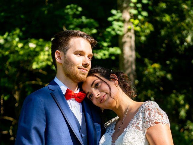 Le mariage de Nicolas et Anaëlle à Esvres, Indre-et-Loire 23