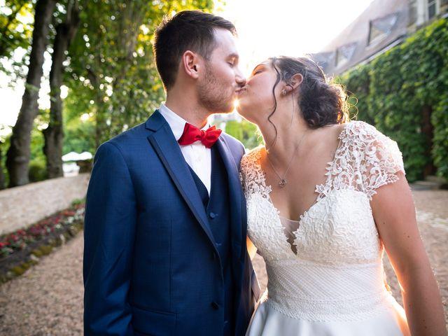 Le mariage de Nicolas et Anaëlle à Esvres, Indre-et-Loire 25