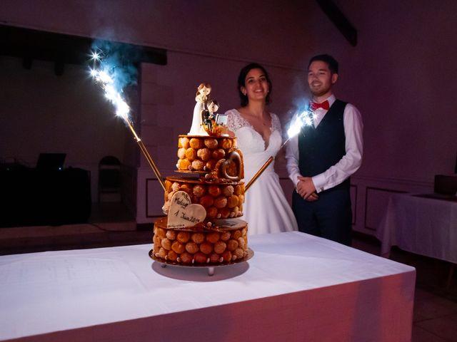 Le mariage de Nicolas et Anaëlle à Esvres, Indre-et-Loire 36