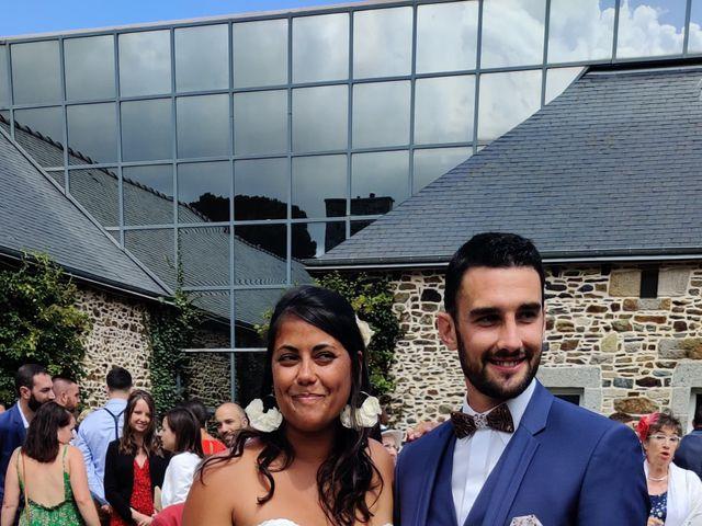 Le mariage de Marius et Estelle à Ploubalay, Côtes d'Armor 7