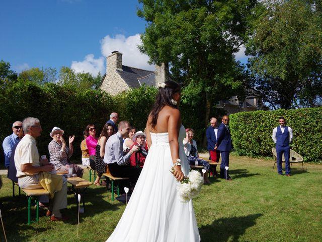 Le mariage de Marius et Estelle à Ploubalay, Côtes d'Armor 10
