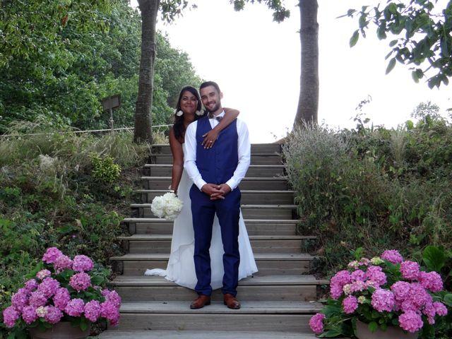 Le mariage de Marius et Estelle à Ploubalay, Côtes d'Armor 2
