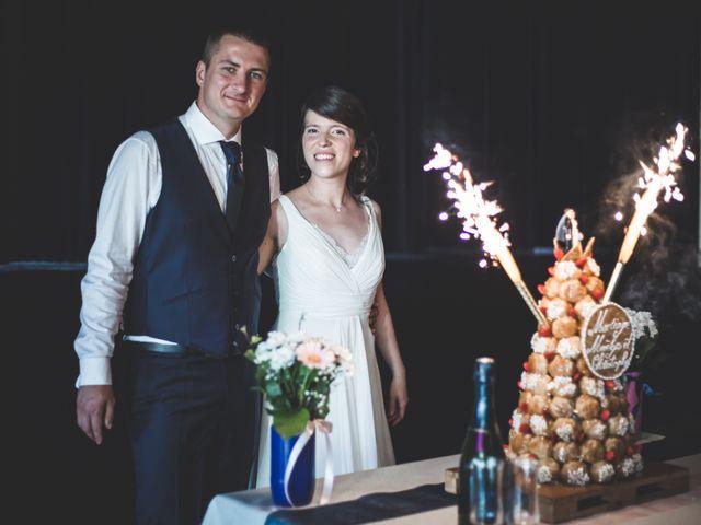 Le mariage de Christophe et Maïlys à Saint-Laurent-sur-Sèvre, Vendée 45