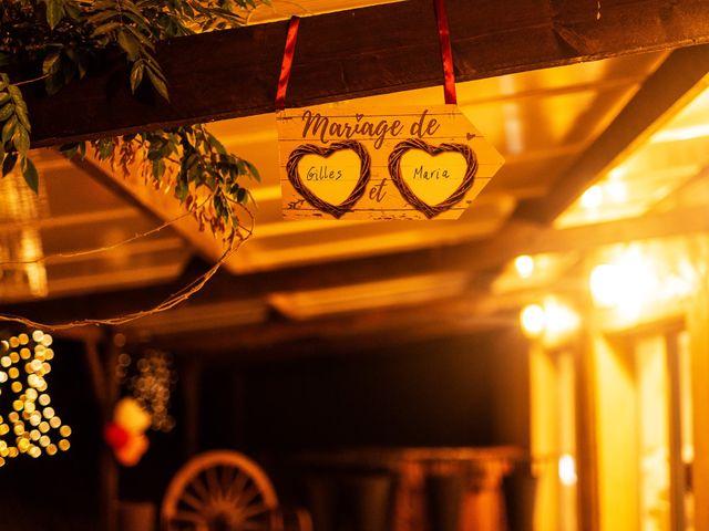 Le mariage de Gilles et Maria à Mont-Saint-Aignan, Seine-Maritime 7
