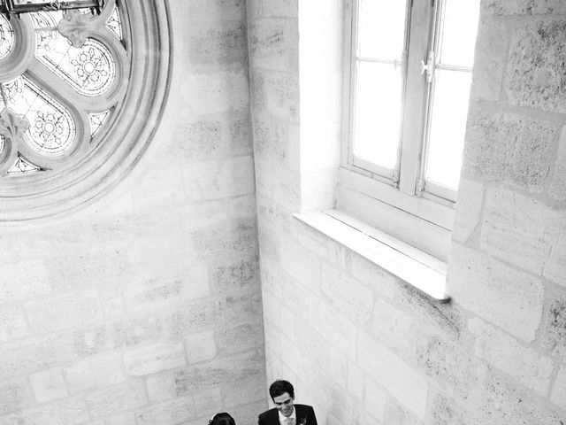 Le mariage de Iban et Rhita à Pessac, Gironde 8