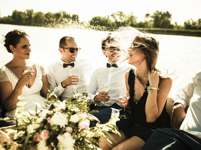 Le mariage de Maxime et Carole à Bordeaux, Gironde 15