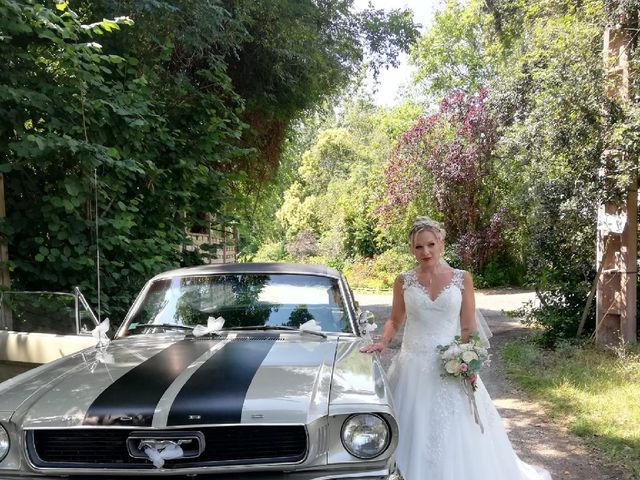 Le mariage de Guilhem et Gaëlle  à Lavaur, Tarn 6