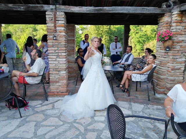 Le mariage de Guilhem et Gaëlle  à Lavaur, Tarn 14
