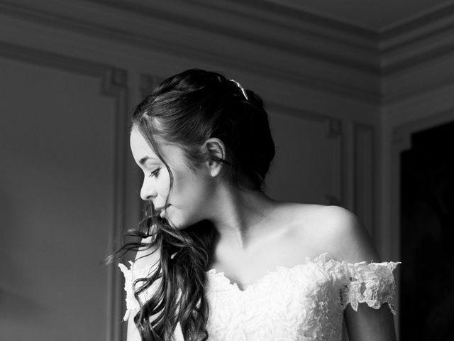 Le mariage de Mickaël et Sandra à Pontarmé, Oise 3