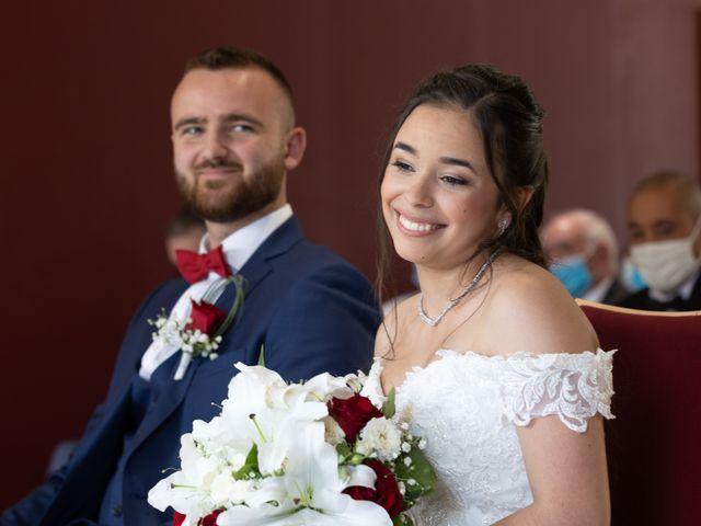 Le mariage de Mickaël et Sandra à Pontarmé, Oise 6