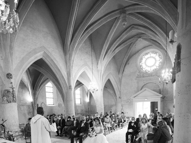 Le mariage de Mickaël et Sandra à Pontarmé, Oise 7