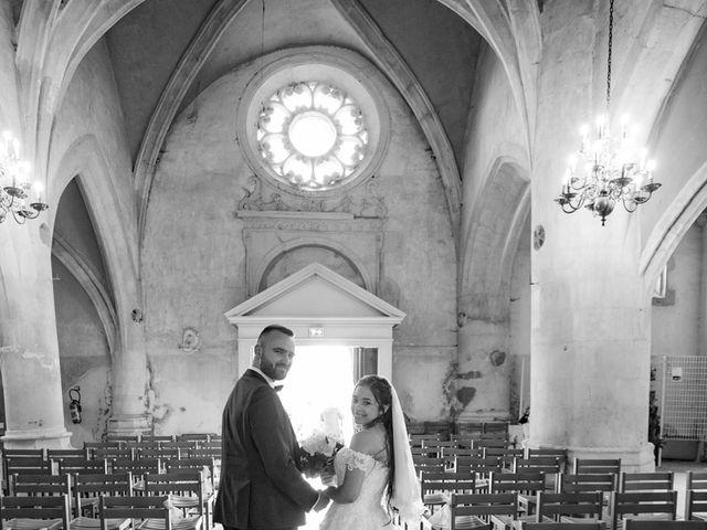 Le mariage de Mickaël et Sandra à Pontarmé, Oise 8
