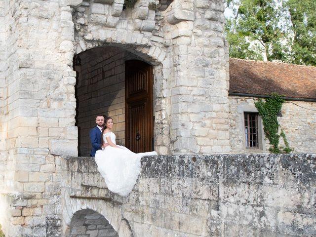 Le mariage de Mickaël et Sandra à Pontarmé, Oise 10
