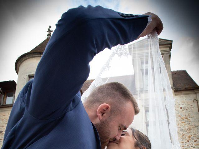 Le mariage de Mickaël et Sandra à Pontarmé, Oise 11