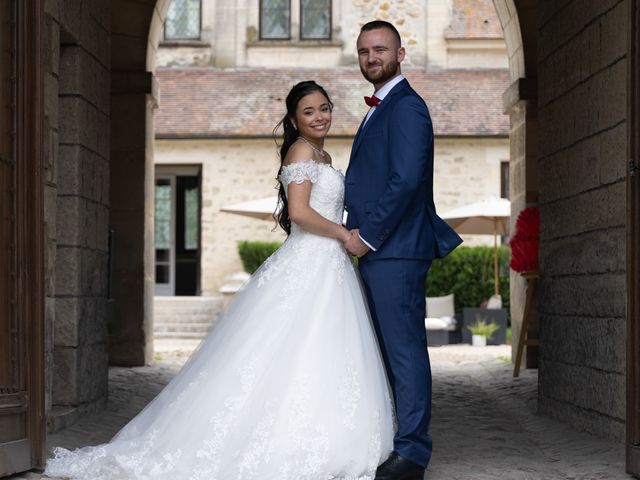 Le mariage de Mickaël et Sandra à Pontarmé, Oise 14