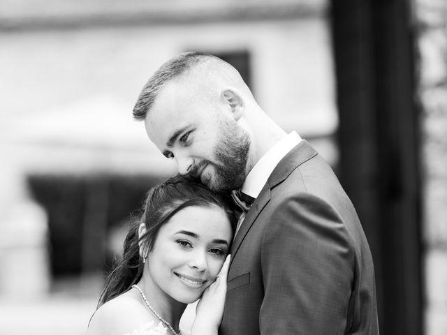 Le mariage de Mickaël et Sandra à Pontarmé, Oise 15