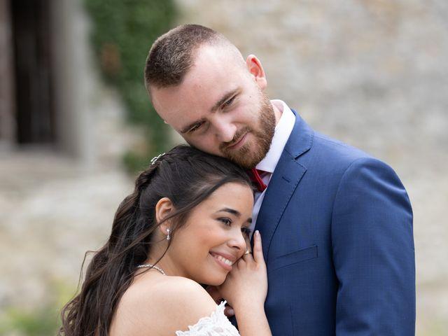 Le mariage de Mickaël et Sandra à Pontarmé, Oise 16