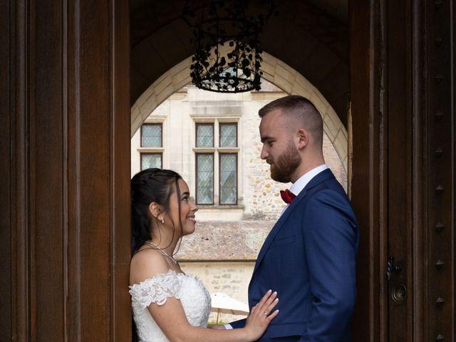 Le mariage de Mickaël et Sandra à Pontarmé, Oise 17