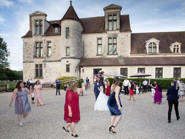 Le mariage de Mickaël et Sandra à Pontarmé, Oise 20