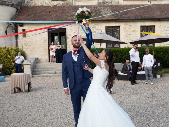 Le mariage de Mickaël et Sandra à Pontarmé, Oise 21
