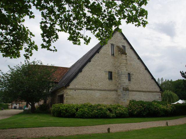 Le mariage de Jean Baptiste et Hortense à Écouis, Eure 6