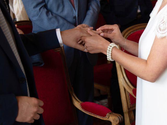 Le mariage de Jean Baptiste et Hortense à Écouis, Eure 8