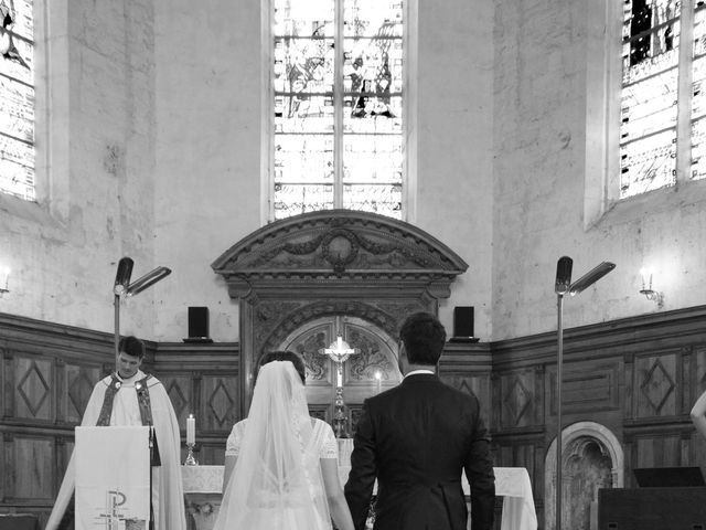 Le mariage de Jean Baptiste et Hortense à Écouis, Eure 24