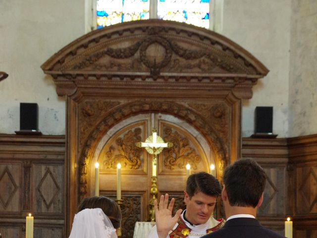 Le mariage de Jean Baptiste et Hortense à Écouis, Eure 25