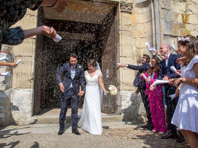 Le mariage de Jean Baptiste et Hortense à Écouis, Eure 26