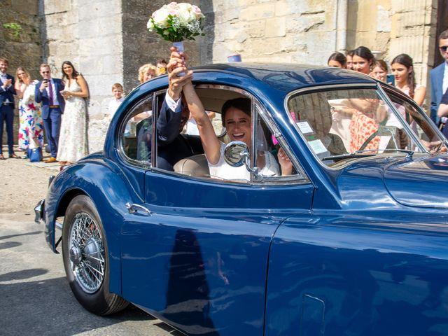 Le mariage de Jean Baptiste et Hortense à Écouis, Eure 27