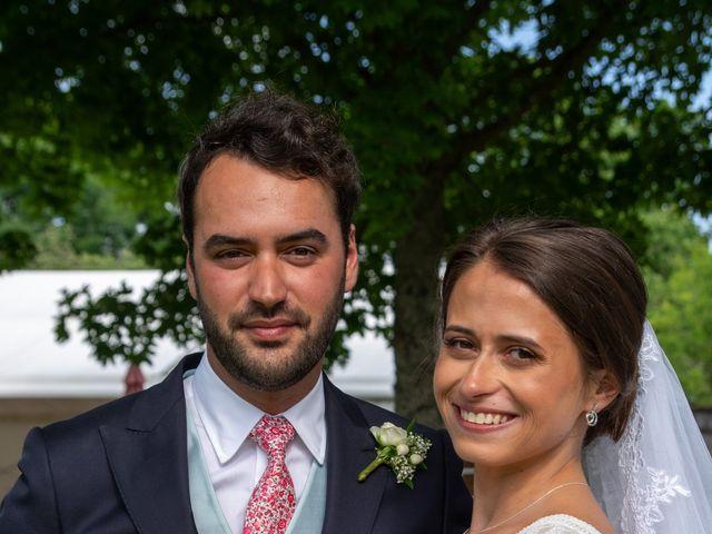 Le mariage de Jean Baptiste et Hortense à Écouis, Eure 28