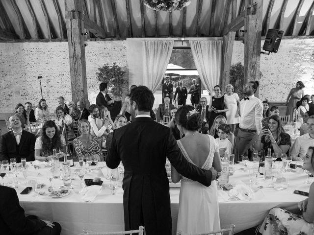 Le mariage de Jean Baptiste et Hortense à Écouis, Eure 33