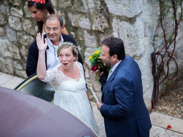 Le mariage de Adrien et Héloïse à Beaussac, Dordogne 1