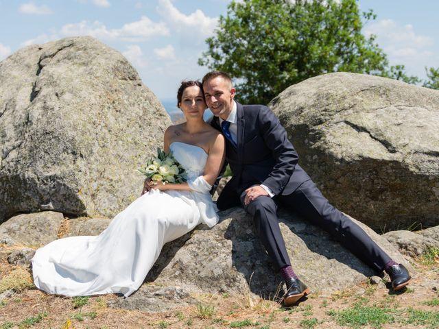 Le mariage de Daniel et Anaïs à Le Bois-d'Oingt, Rhône 8
