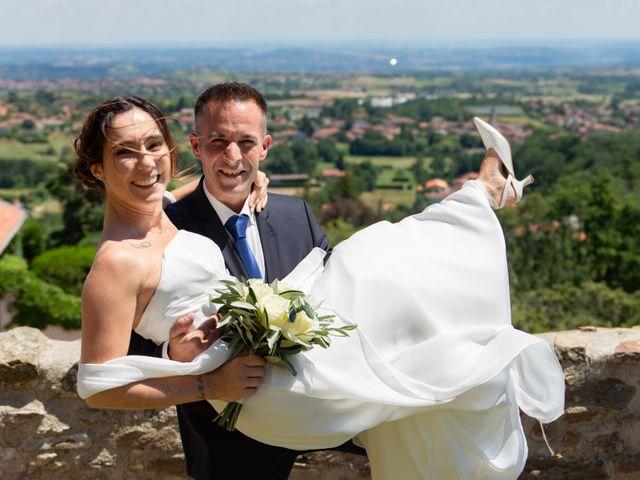 Le mariage de Daniel et Anaïs à Le Bois-d'Oingt, Rhône 9