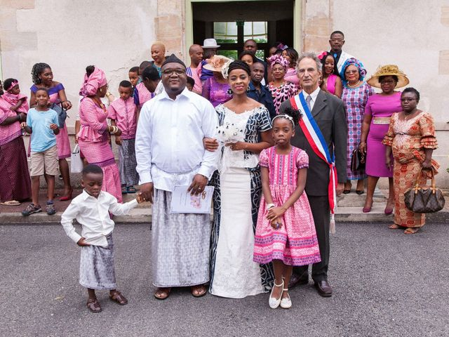 Le mariage de Georges et Sandrine à Beaumont-sur-Oise, Val-d'Oise 24