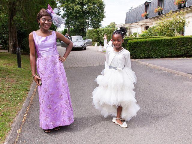 Le mariage de Georges et Sandrine à Beaumont-sur-Oise, Val-d'Oise 56