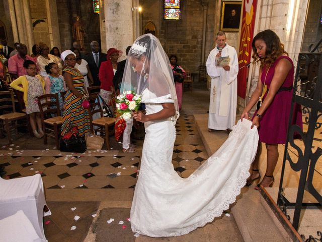 Le mariage de Georges et Sandrine à Beaumont-sur-Oise, Val-d'Oise 73