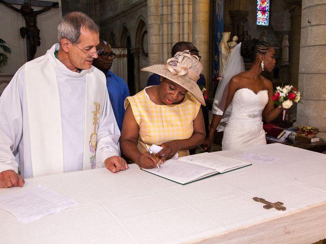 Le mariage de Georges et Sandrine à Beaumont-sur-Oise, Val-d'Oise 75
