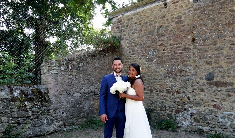Le mariage de Marius et Estelle à Ploubalay, Côtes d'Armor