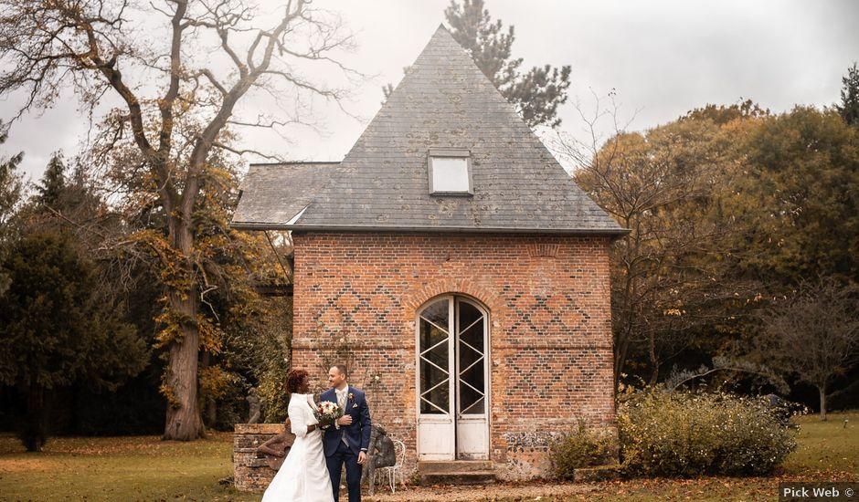 Le mariage de Gilles et Maria à Mont-Saint-Aignan, Seine-Maritime