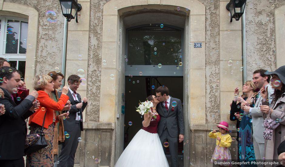 Le mariage de Florent et Caroline à Annet-sur-Marne, Seine-et-Marne