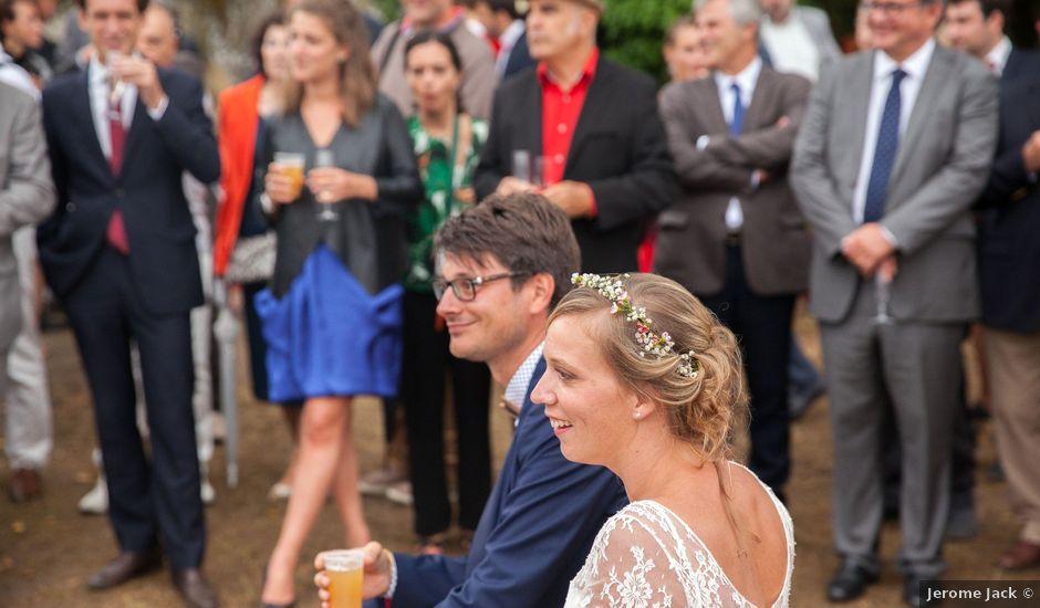 Le mariage de Adrien et Héloïse à Beaussac, Dordogne
